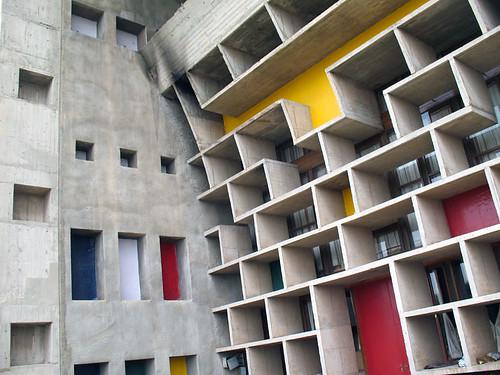 High court - Le Corbusier
