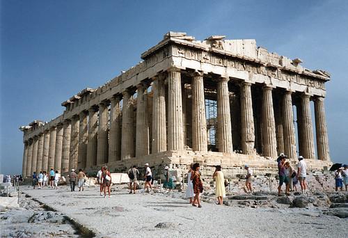 2681883706 fa257ed971 El Areópago de Atenas