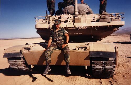 29 Palms Tank