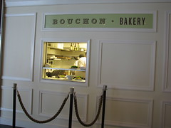 Bouchon Bakery: Take out section