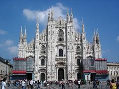 Италия Собор в Милане by donbass-tur.io.ua