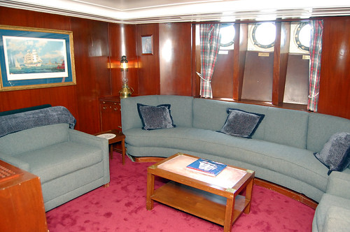 Captain's Private Lounge