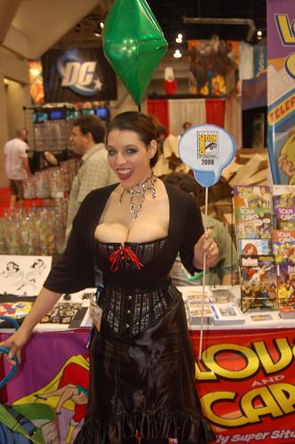 Comic Con 2008: Sim