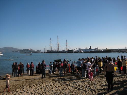 Swim from Alcatraz
