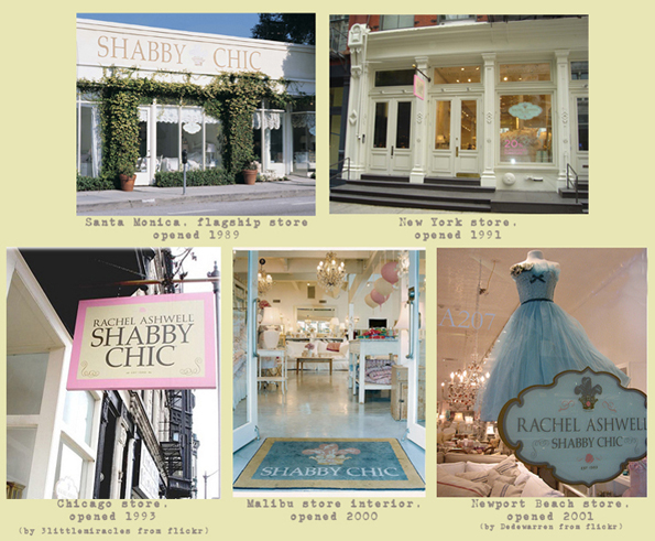 shabby chic stores