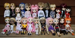 Pullip taeyang family 3 8 08 hera tags china doll dolls william