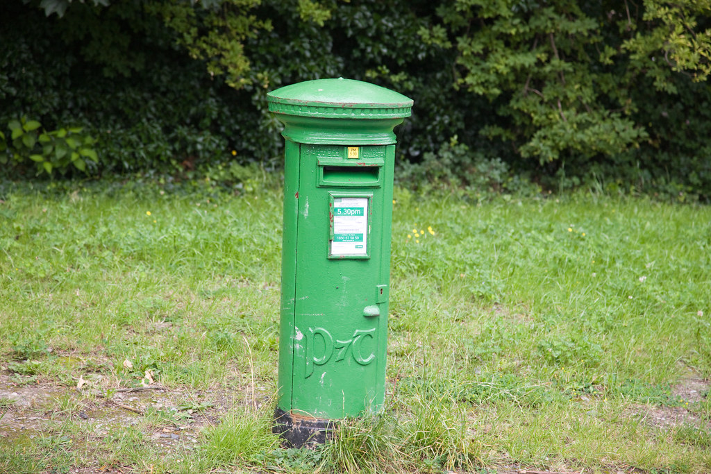 Letterbox At The End Of Woodlands Avenue