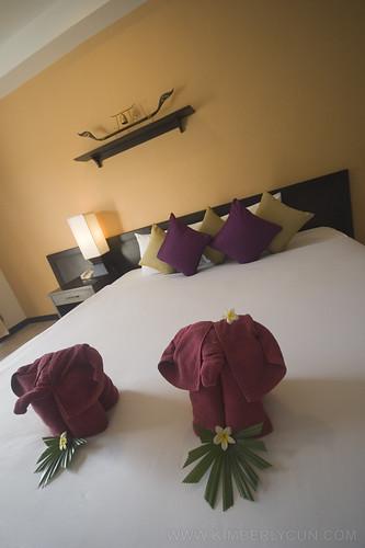 La Playa room.