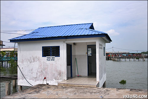 pulau ketam public toilet