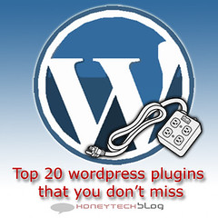 Top 20 wordpress plugins that you don't miss