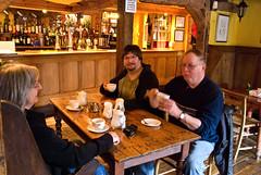 Tea in Cookham