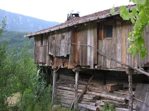 Nagymam háza (a farkas még nem érkezett meg)
