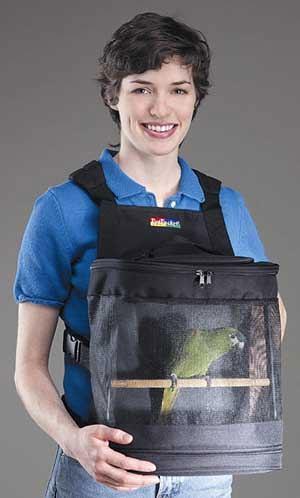 parrot carrier