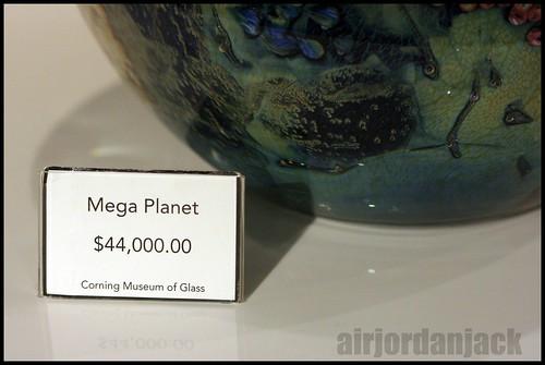 Glass mega planet price