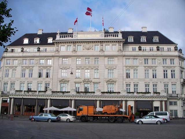 Copenhagen - Hotel DangleTree