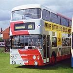 Northumbria Daimler Fleetline
