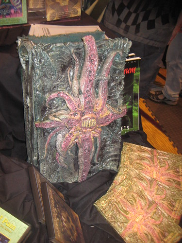 Stygian Depths booth (Dragon*Con 2008)