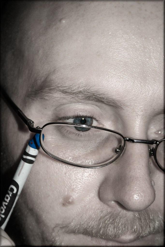 Don't it make my brown eyes blue 9/4/08 248/366