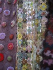 I Knit 2008 - Handmade scarfs
