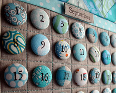 calendar by iheartlinen