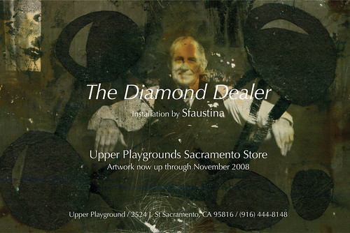 The Diamond Dealer / Installation Sacramento