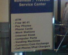 Portland Airport Free Wi-Fi