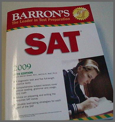 SAT book