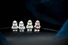 """""""dude... you are staring..."""" (Teymur Visuals) Tags: 2 fun toy toys 50mm star starwars nikon funny day lego action 14 days adobe figure stormtrooper wars 365 nikkor figures lightroom d300 clonetrooper project365 365days projekt365 teymur troopies oneobject365daysproject icedsoul madjderey"""