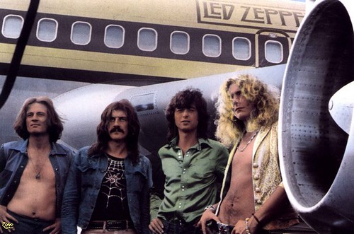 Led Zeppelin Four