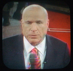 He Looks Pretty Good... (Friendly Joe) Tags: mccain presidentialdebates ttv anscoflexii imadethatup helookslikehecoulduseanap