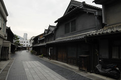 Unchanged Street from Edo, Takehara, Hiroshima