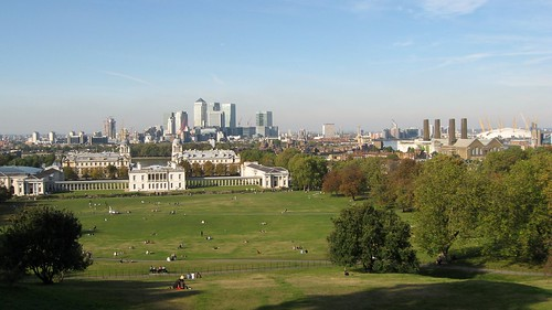 Greenwich and Isle of Dogs