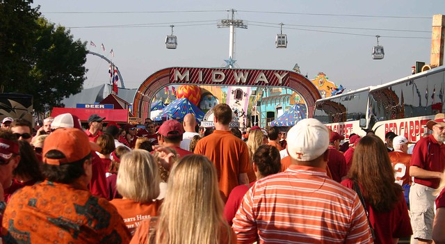 2941651250 78c98b62d8 z Dallas, Texas: Fair, Football, & Fried Food