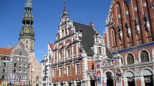 Riga - Square