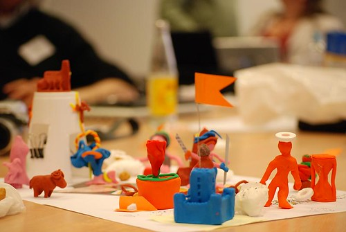 AoIR9 Second Life Workshop