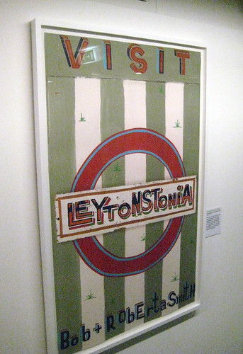 Visit Leytonstonia - London Transport Museum