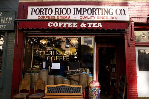 Porto Rico Coffee