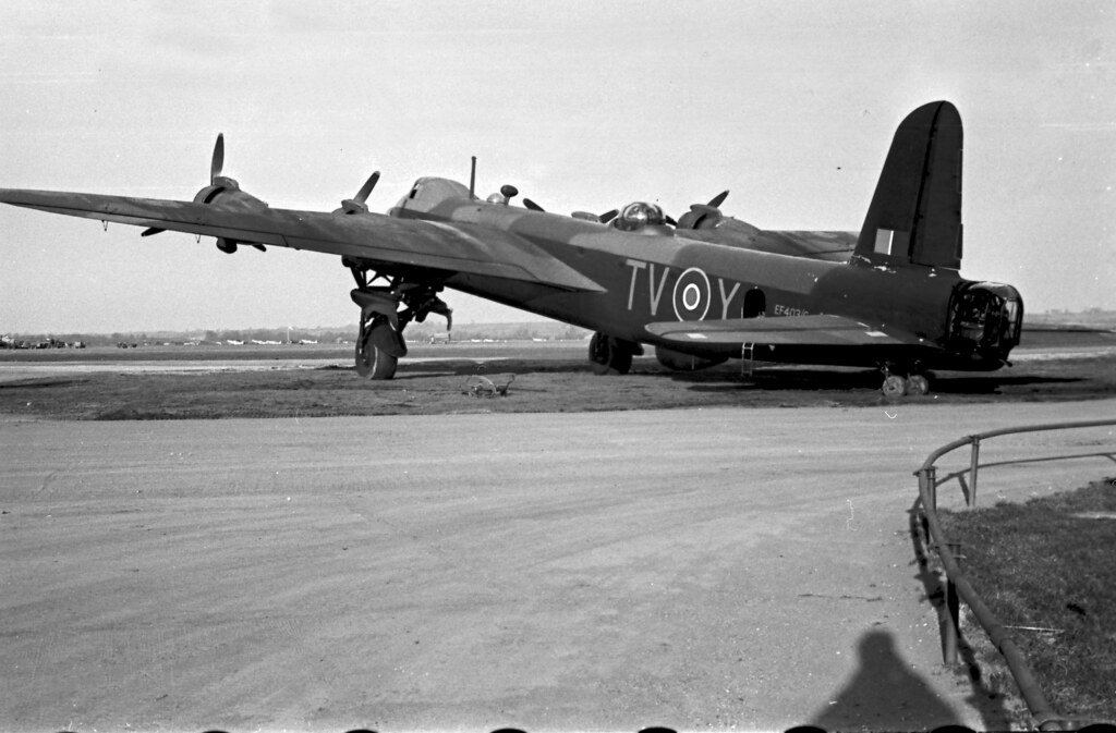 Short Stirling Bomber 03