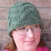 Un-Purled Cables hat