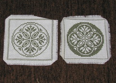 Tante Zolder Pattern (Jenny Harned Tabrum) Tags: crossstitch stitchery aida dmc freebie tantezolder