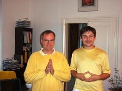 Sukadev und Shambhunath