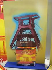 Spiel '08: Impression von der Neuheitenschau: Siedler von Catan - Zeche Zollverein