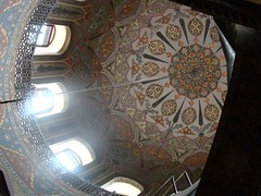Echmiadzin (bm^) Tags: travel tourism church cathedral armenia orthodox fresco frescoes echmiadzin  hayastan dsch50