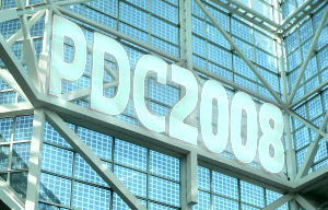 PDC 2008: Windows Azure