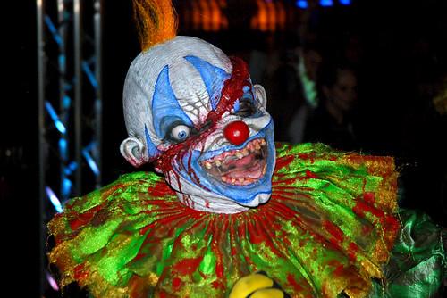 universal studios halloween horror nights 2008