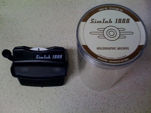 SimTek 1000