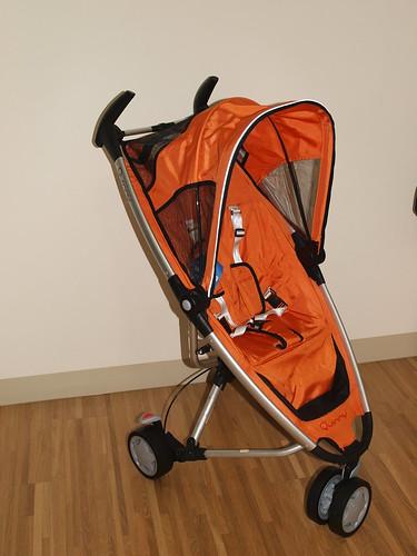 PA293586 Quinny Zapp嬰兒推車