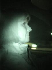 mom in nightvision (misslissa13) Tags: holbrook nightvision aaaaahhhh postreikicircle