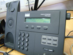 Desktop Cisco IP Phone