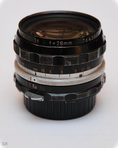 pre AI 28mm f3.5
